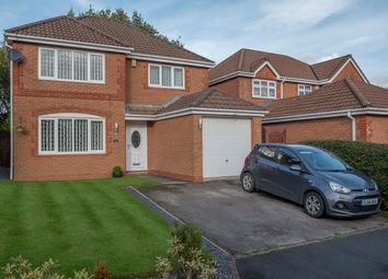 Thumbnail 4 bed detached house for sale in Valentines Meadow, Cottam, Preston