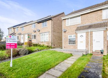 Thumbnail 2 bed end terrace house for sale in Shelley Walk, Stanley, Wakefield