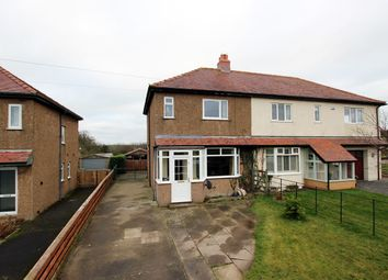 Thumbnail 3 bed semi-detached house for sale in Alby Terrace, Cumwhinton, Carlisle