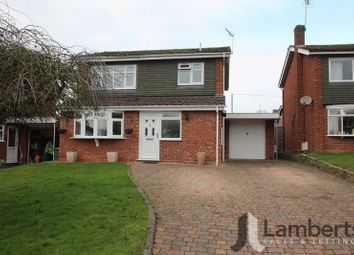 Thumbnail 4 bed detached house for sale in Midsummer Meadow, Inkberrow, Worcester