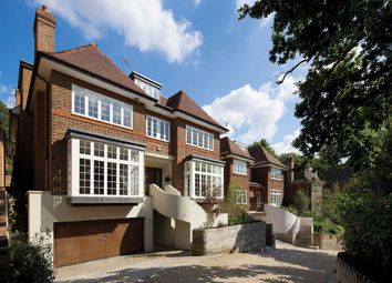 Thumbnail 7 bed detached house to rent in Telegraph Hill, Platts Lane, London