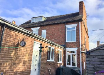 Thumbnail 3 bed semi-detached house for sale in Chapel Street, Dawley, Telford