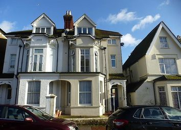 Thumbnail 2 bed flat to rent in Eversley Road, Bexhill-On-Sea