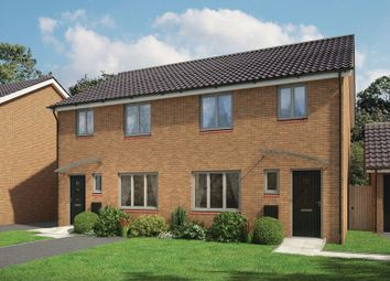 Thumbnail 3 bed semi-detached house for sale in Royal Park, The Long Shoot, Nuneaton