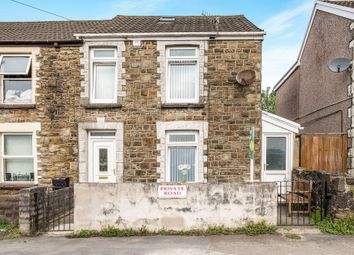 Thumbnail 3 bedroom semi-detached house for sale in Calland Street, Plasmarl, Swansea