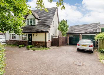 Thumbnail 4 bed detached house for sale in The Pines, Basildon, Essex