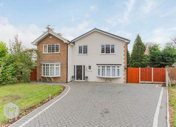 Thumbnail 5 bed detached house for sale in Oak Gates, Egerton, Bolton