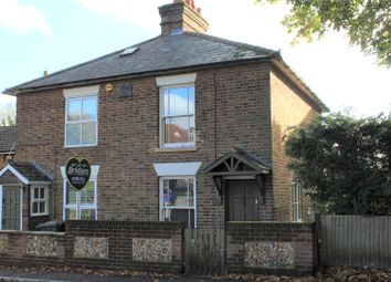 3 bed semi-detached house for sale in Upper Hale Road, Farnham, Surrey GU9