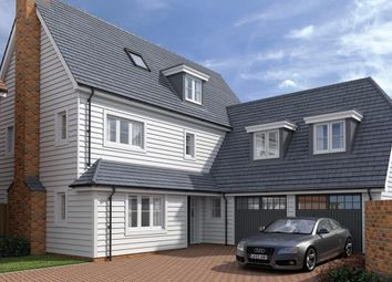 Thumbnail 5 bedroom detached house for sale in Albion Road, Marden, Kent