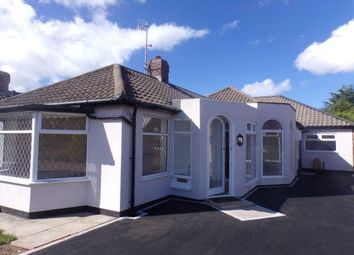 Thumbnail 3 bed bungalow to rent in Liverpool