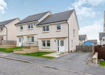 Thumbnail 3 bed semi-detached house for sale in Orchid Avenue, Culduthel, Inverness
