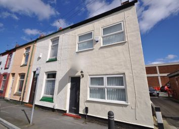 Thumbnail 2 bedroom end terrace house for sale in Moseley Avenue, Wallasey