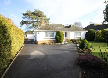 Thumbnail 3 bed detached bungalow for sale in Glenmoor Road, West Parley, Ferndown