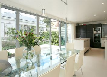 Thumbnail 5 bedroom detached house for sale in Canonbie Road, London