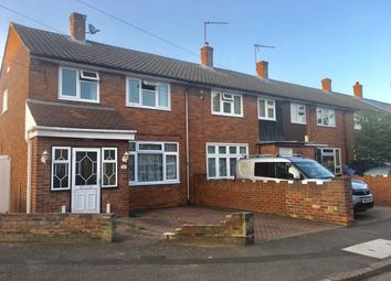 Thumbnail 3 bed end terrace house to rent in Goodwin Road, Slough