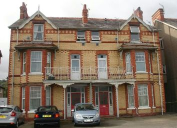 Thumbnail 2 bed flat to rent in Princes Drive, Rhos On Sea, Colwyn Bay