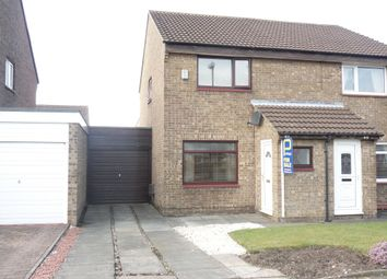 Thumbnail 2 bedroom semi-detached house for sale in Kirklands, Burradon, Cramlington