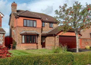 Thumbnail 4 bed detached house for sale in Peile Drive, Taunton