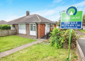 Thumbnail 2 bed bungalow for sale in Lowfield Close, Low Moor, Bradford