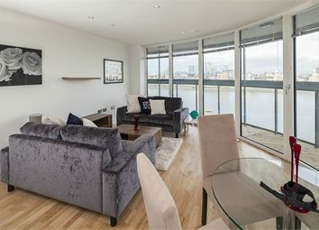 Thumbnail 3 bedroom flat for sale in Admirals Tower, Dowells Street, Greenwich, London