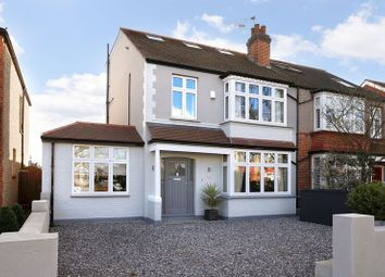 Thumbnail 5 bed property for sale in Erridge Road, London