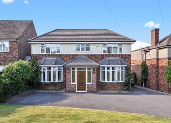 Thumbnail 4 bed detached house for sale in West Coker Road, Yeovil, Somerset