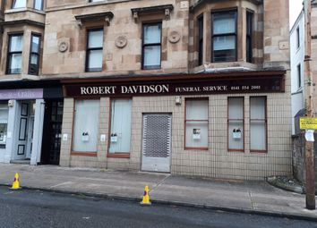 Thumbnail Retail premises for sale in 11 Whitevale Street, Glasgow