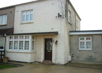 Thumbnail 3 bed semi-detached house to rent in King George VI Avenue, East Tilbury, Tilbury, Essex