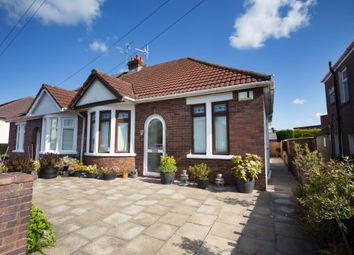 Thumbnail 2 bed semi-detached bungalow for sale in Finchley Road, Fairwater, Cardiff