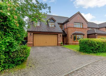 4 bed detached house for sale in Cawdell Drive, Long Whatton, Loughborough, Leicestershire LE12