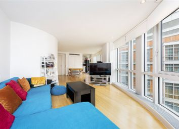 Thumbnail 2 bed flat for sale in Ontario Tower, 4 Fairmont Avenue, London