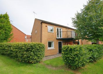 Thumbnail 1 bed flat to rent in Blackbird Way, Witham St. Hughs, Lincoln