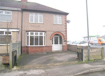 Thumbnail 3 bed semi-detached house to rent in Oakland Street, Alfreton