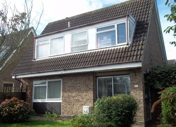 Thumbnail 2 bedroom detached house for sale in Whiskin Close, Lowestoft