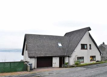 Thumbnail 4 bed town house for sale in 34, Carnoustie Avenue, Gourock