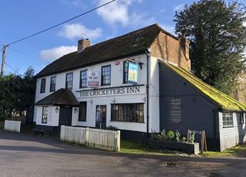 Pub/bar to let in Cricketers Inn, Longparish, Andover, Hampshire SP11
