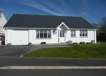 Thumbnail 3 bed detached bungalow for sale in Allt-Y-Bryn, Llanarth, Ceredigion