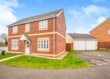 Thumbnail 4 bed detached house for sale in Meadow Drive, Tyla Garw, Pontyclun