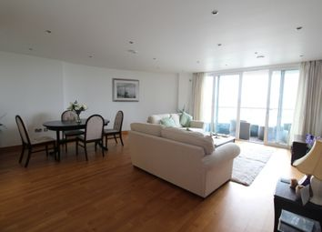 Thumbnail 3 bed flat for sale in The Hamptons, Pier Road, Gillingham, Kent