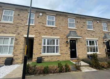 Thumbnail 4 bed terraced house for sale in Mason Avenue, Ebbsfleet Valley, Swanscombe