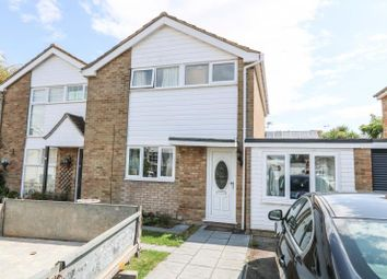 Thumbnail 4 bed detached house for sale in Sidlesham Close, Hayling Island