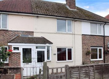 Thumbnail 2 bed terraced house to rent in Worthing Road, Rustington, Littlehampton