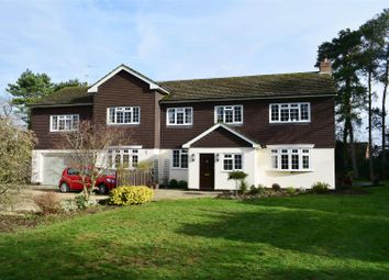 Thumbnail 5 bed detached house for sale in Tydehams, Newbury