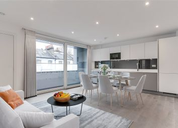 Thumbnail 1 bed flat for sale in Hannell House, 223-229 Dawes Road, Fulham, London