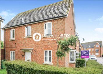 4 bed link-detached house for sale in Sanderling Way, Sittingbourne ME9