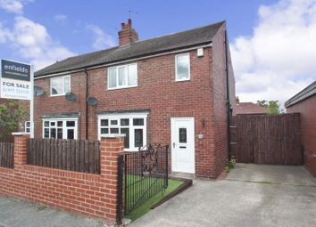 Thumbnail 3 bed semi-detached house for sale in St. Josephs Mount, Pontefract