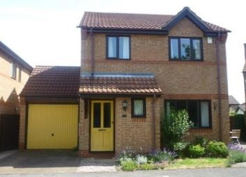 Thumbnail 3 bed property to rent in Hindemith Gardens, Old Farm Park, Milton Keynes