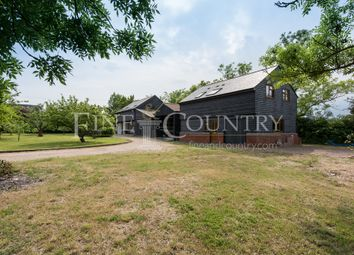Thumbnail Land for sale in The Skippers, Station Road, Tollesbury, Maldon