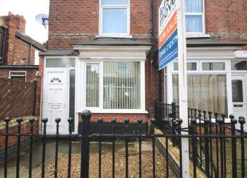 Thumbnail 2 bedroom property for sale in Fairmount Avenue, De La Pole Avenue, Hull, East Yorkshire.
