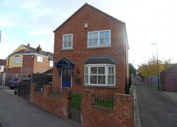 Thumbnail 3 bed detached house to rent in Raby Road, Doncaster